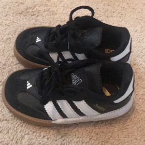 Toddler/Baby Adidas Samba tennis shoes